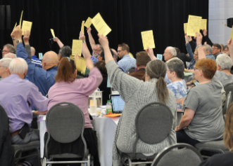GA 2019 Commissioners Voting
