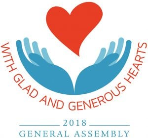 General Assembly 2018 Banner