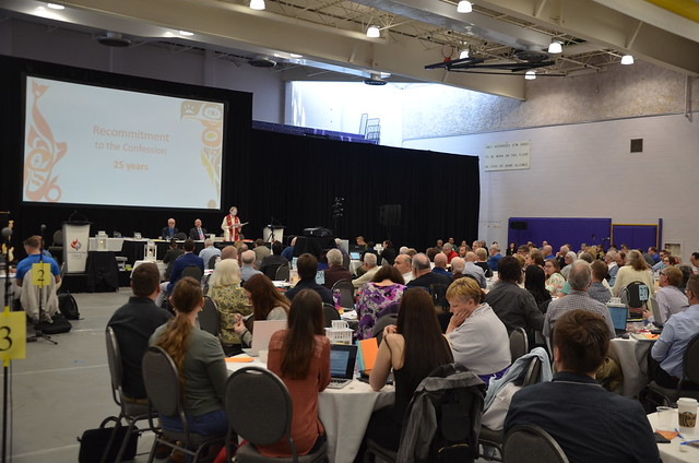The 2019 General Assembly of The Presbyterian Church in Canada
