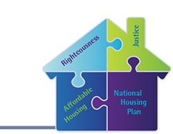 National Housing Day house