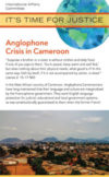 Anglophone Crisis in Cameroon