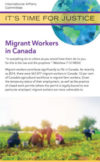Migrant Workers in Canada