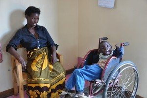 January 19 - supporting people with disabilities in Malawi