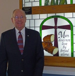 Jim Horsman, St John's Medicine Hat