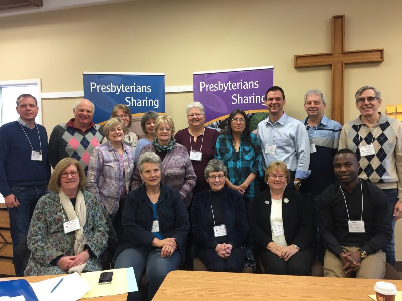 LMA Committee Members - November 2017