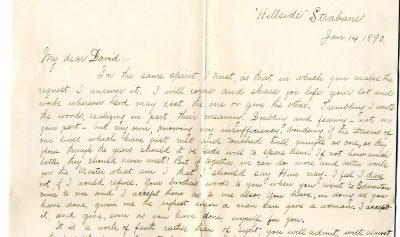 McQueen Letter