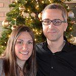 Dr. Nicholaus and Rebecca Bauman