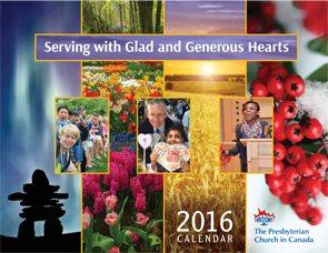 PCC 2016 Wall Calendar