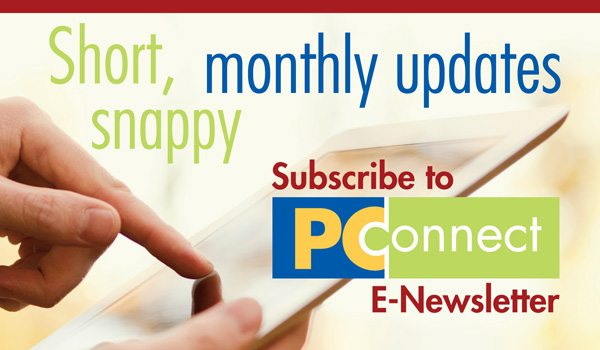 PCConnect E-Newsletter