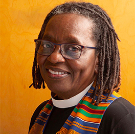 The Rev. Paulette Brown