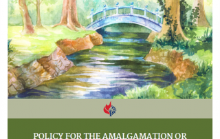 Policy for the Amalgamation or Dissolution of Congregations