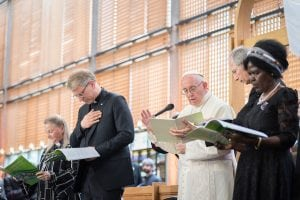 Pope Francis and the WCC