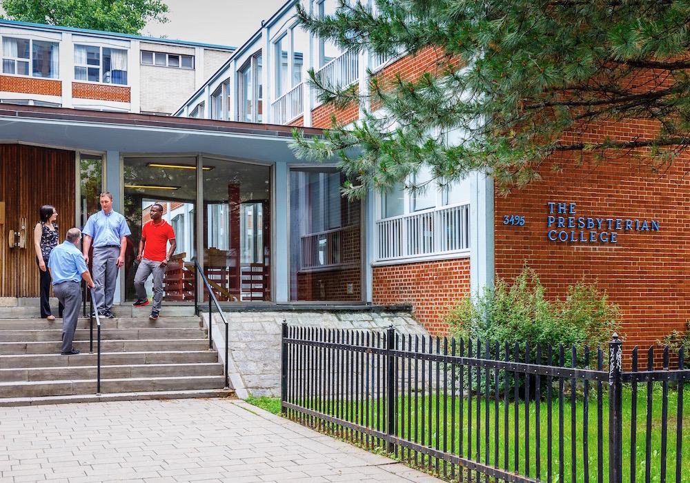 Presbyterian College, Montreal