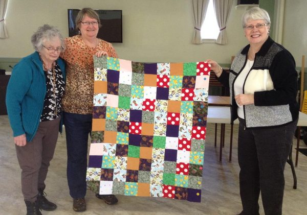 Quilts, St. Andrew's Fredericton N.B.