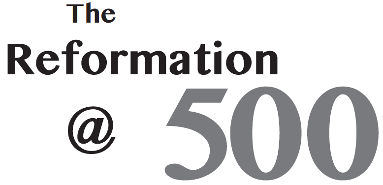 Reformation at 500 logo