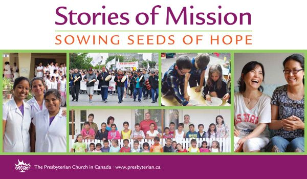Stories of Mission 2015