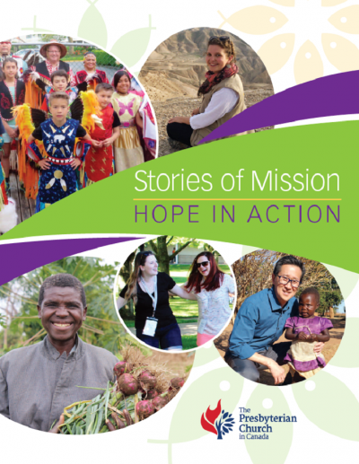 2019 Stories of Mission Cover