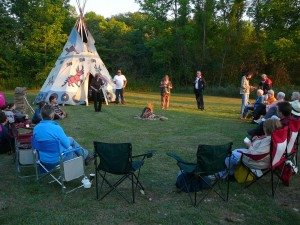 Local Leaders Training with Chippewas of Nawash Unceded First Nation (Cape Croker) in the Bruce Peninsula September 25-57, 2015.