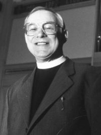 The Rev. Dr. William J. Klempa