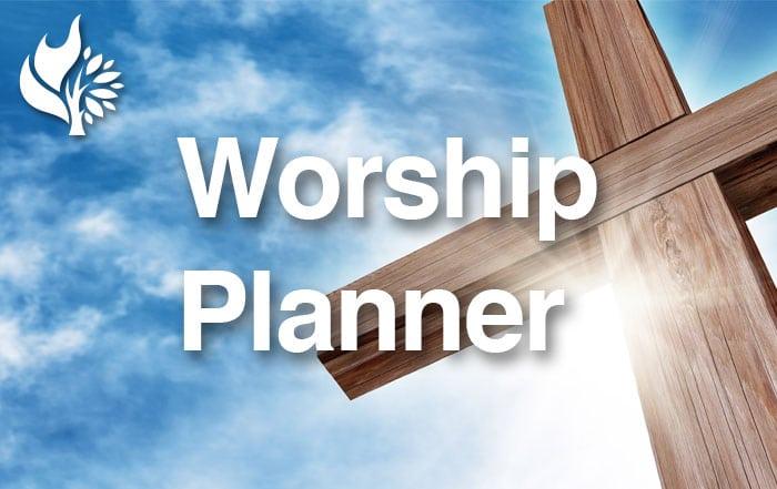Worship Planner Post Header