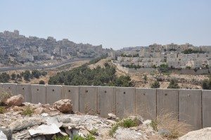 A tale of two cities - palestinian and jewish settlement