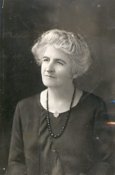 Catherine McQueen ca. 1920