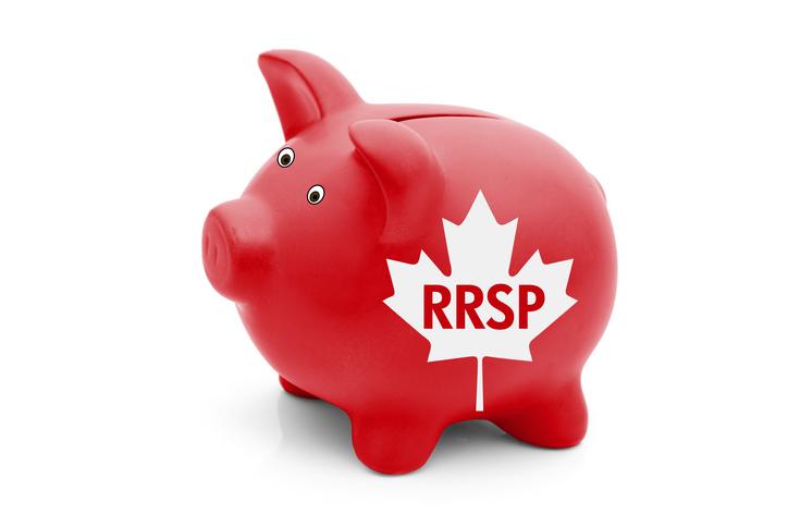 RRSP piggy bank