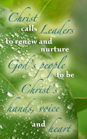 Ministry and Church Vocations