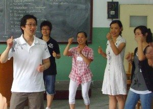 Teach English in China Image