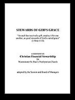 Stewards of Gods Grace