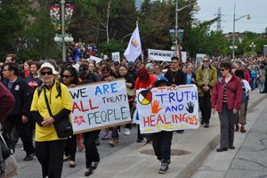 Healing and Reconciliation